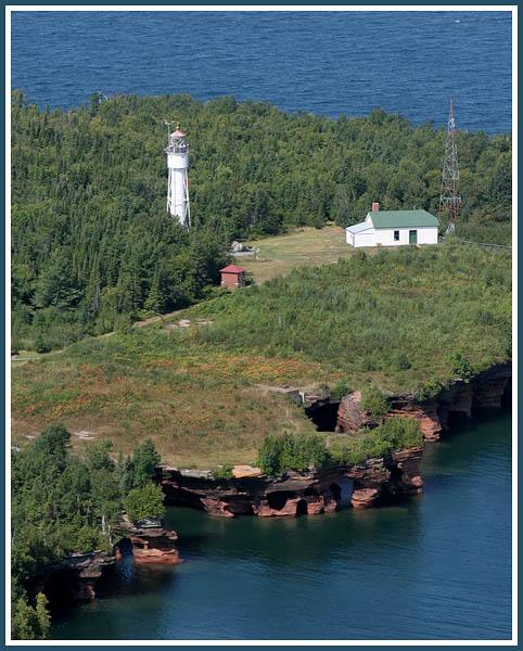 Devils Island Restoration
