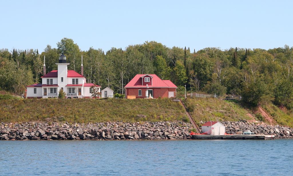 Rasberry Island Lighthouse restoration
