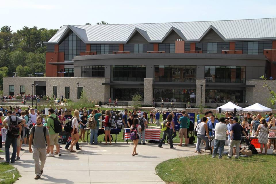 UW Eau Claire Student Center – Eau Claire, WI