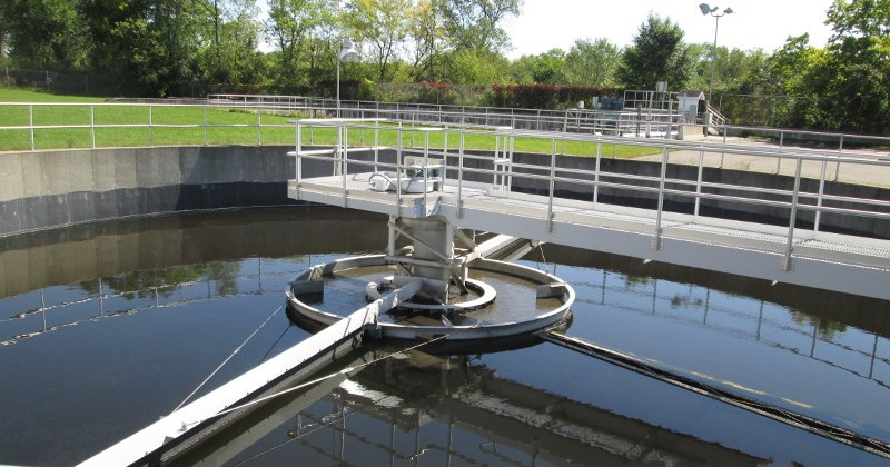 Chippewa Falls Waste Water Treatment Plant