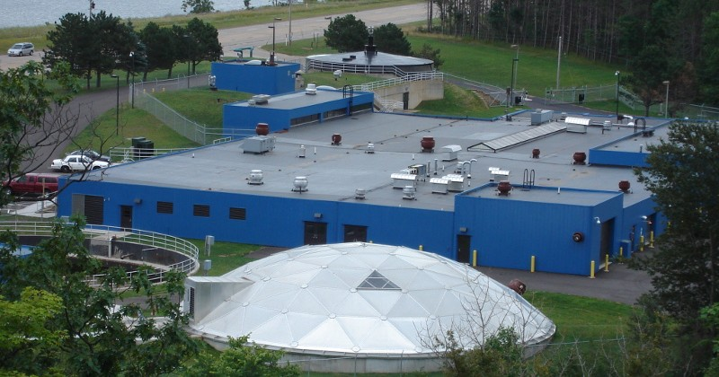 Marquette Waste Water Treatment Plant – Marquette, MI