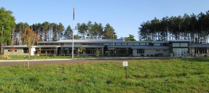 Spooner DNR Headquarters