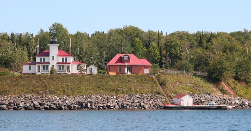 Raspberry Island Light Station